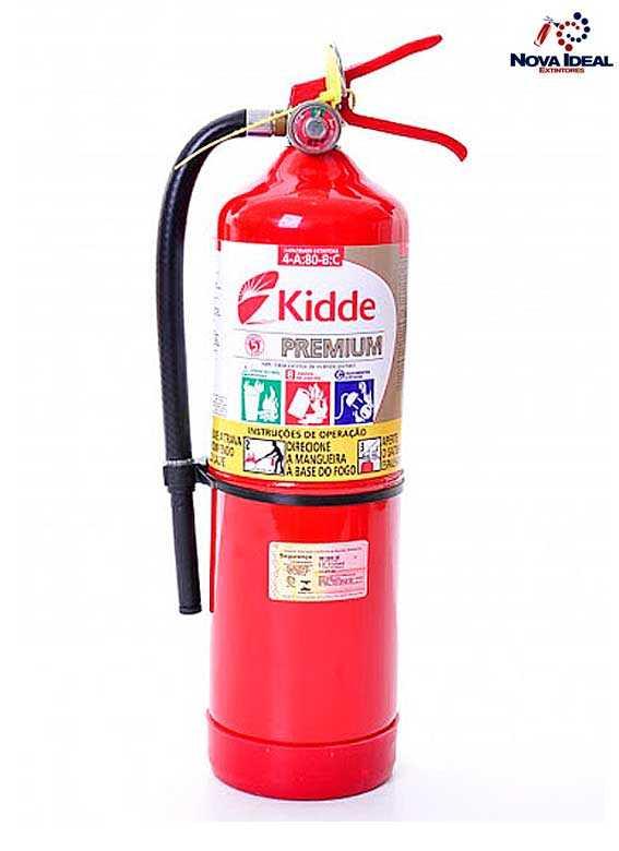 Extintor Premium