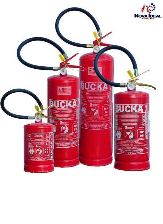 Extintores para Incêndio
