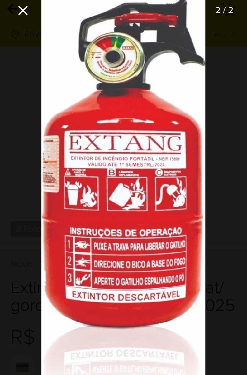 Extintores em pirituba
