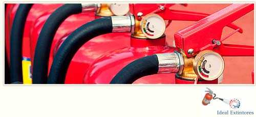 Fábrica de extintores